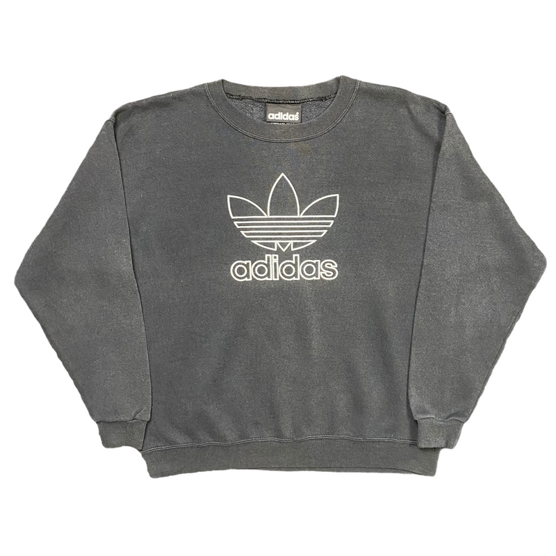 Vintage Adidas Originals Big Logo Sweatshirt (XS)