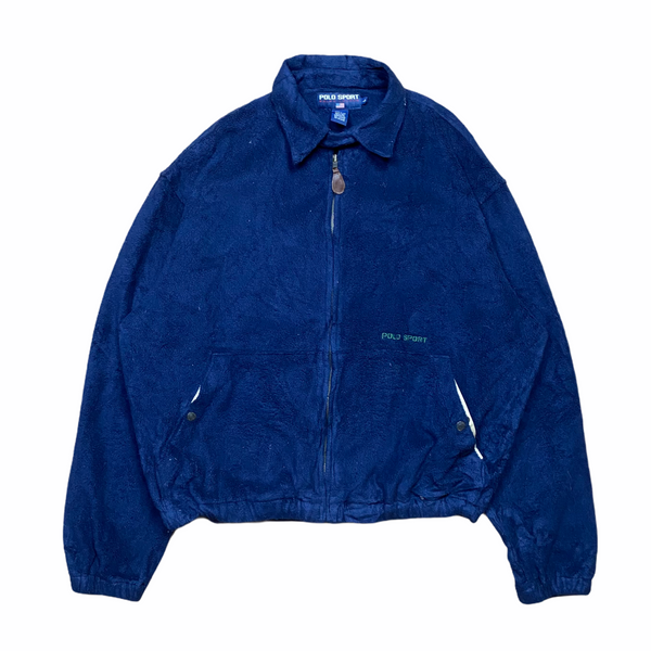 Vintage Polo Sport Harrington Fleece (L)