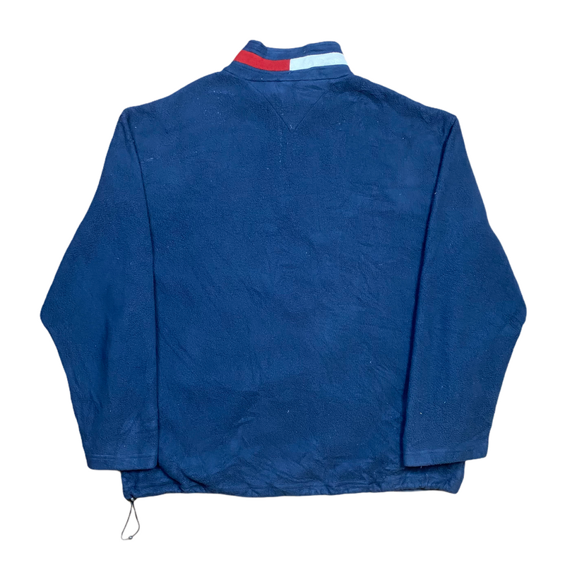 Vintage Tommy Hilfiger Spell Out Fleece (XXL)
