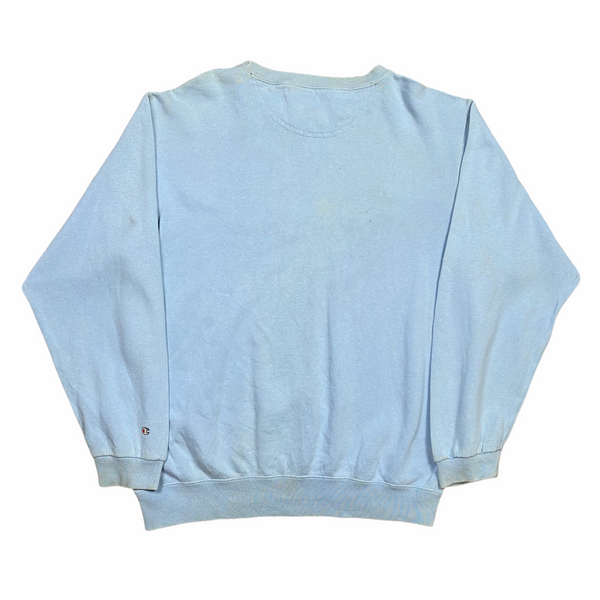 Vintage Champion Spell Out Sweatshirt (S)