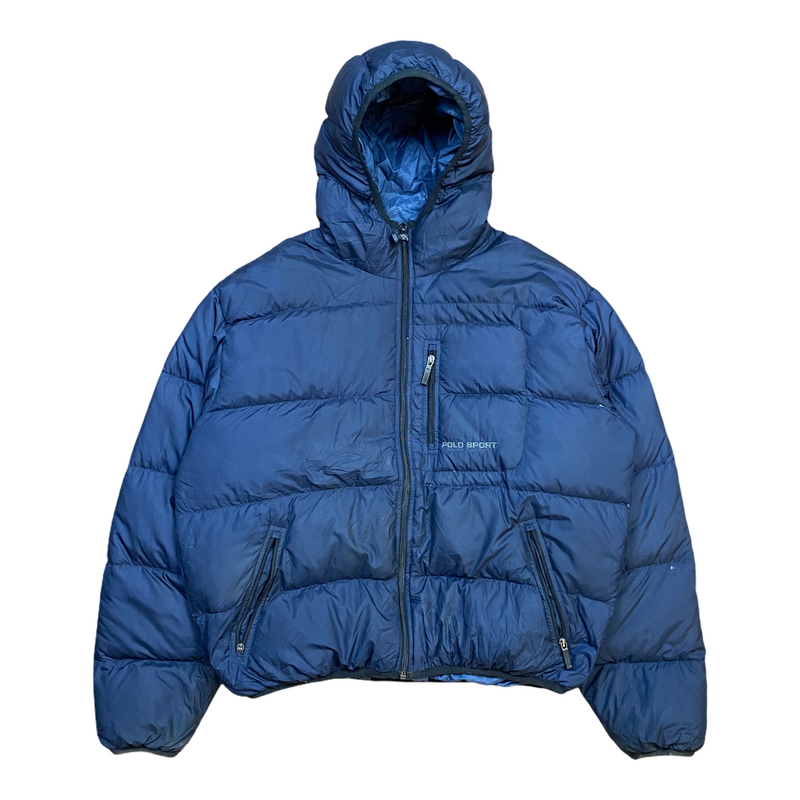 Vintage Polo Sport Puffer Jacket (L)