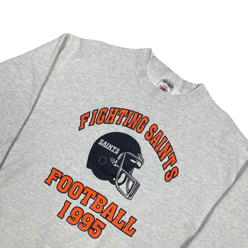 Vintage Fighting Saints Sweatshirt (L)