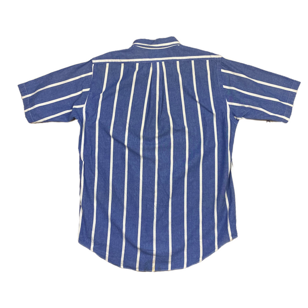Vintage Striped Shirt (L)