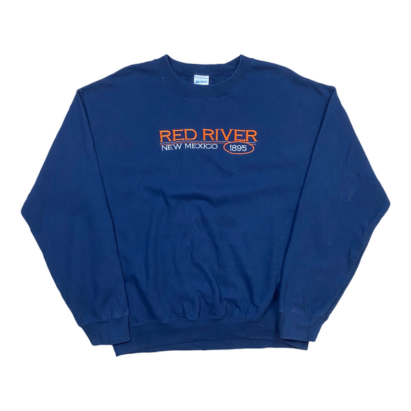 Vintage Red River Sweatshirt (M)