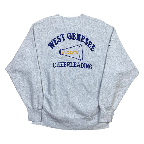Vintage West Genesee Cheerleading Sweatshirt (XL)