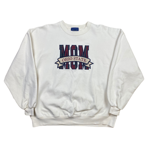 Vintage Ohio State Mom Sweatshirt (XL)