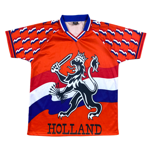 Vintage Holland Graphic Print Tee (XL)
