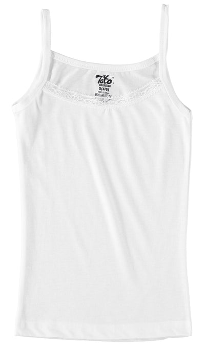 Tato Girls 2T-16 3 Pack Camisole T-Shirt