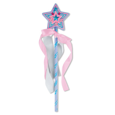 Melissa and Doug Wooden Princess Wand