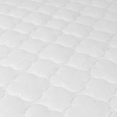 Sealy Waterproof Fitted Crib/Toddler Mattress Pad Cover 2-Pack