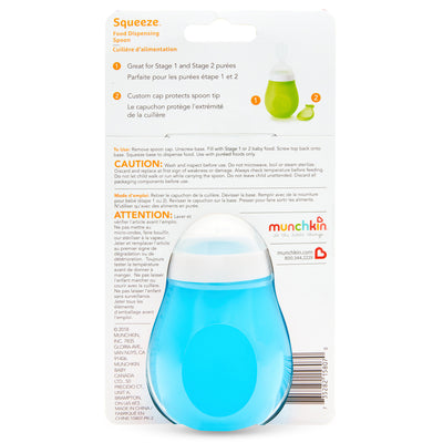 Munchkin Squeeze Food Dispensing Spoon