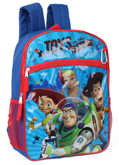 Disney Toy Story Backpack 5-Piece School Supplies Combo