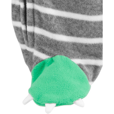 Carters Boys 0-9 Months Dinosaur Microfleece Sleep and Play