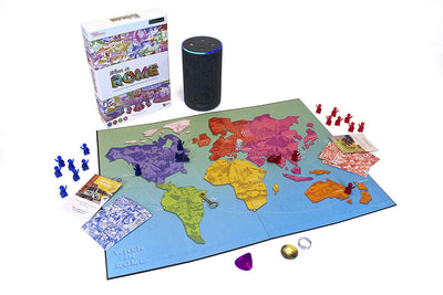 Sensible Object When In Rome Travel Trivia Game