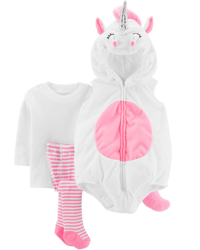 Carters Girls 0-24 Months Unicorn Bubble Halloween Costume