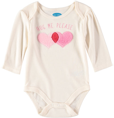Bon Bebe Girls 0-9 Months Bodysuit Pant Set with Matching Shoes