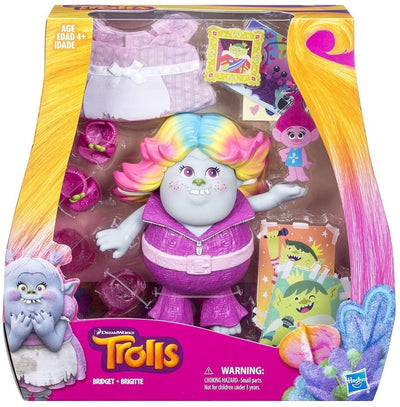 DreamWorks Trolls Bridget Exclusive Doll Playset