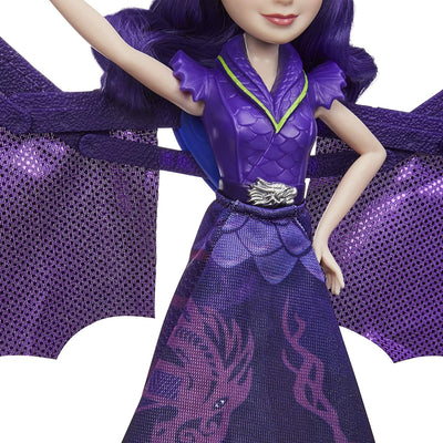 Disney Descendants Dragon Queen Mal