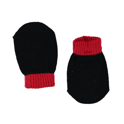 Disney Baby Boys 12-24 Months Mickey Mouse Hat Mitten Set