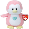 TY Baby Penny Pink Penguin Medium