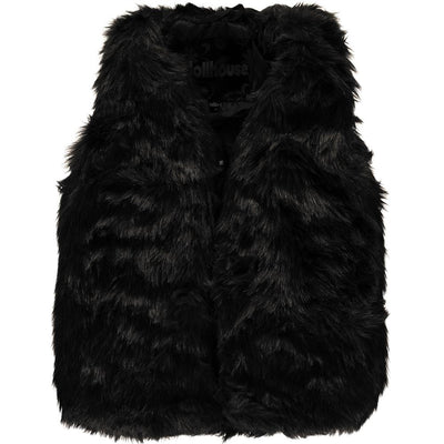 Chilli Pop Little Girls 4-6X Faux Fur Vest