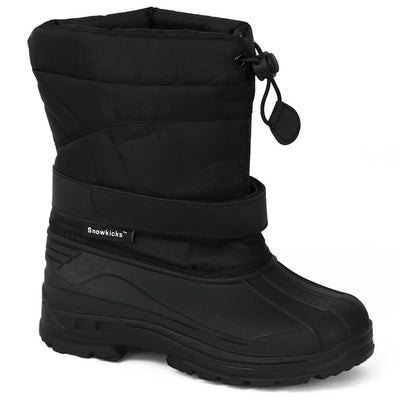 Snowkicks Boys 2-6 Weatherproof Snow Boots