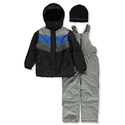 iXtreme Boys Colorblock Heather Snowsuit