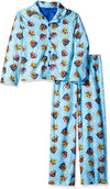 Nickelodeon Boys 4-10 Paw Patrol Coat Pajama Set