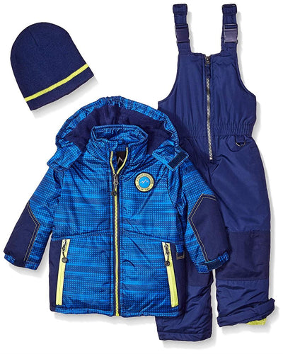 iXtreme Boys 8-20 Zip 2-Piece Snowsuit