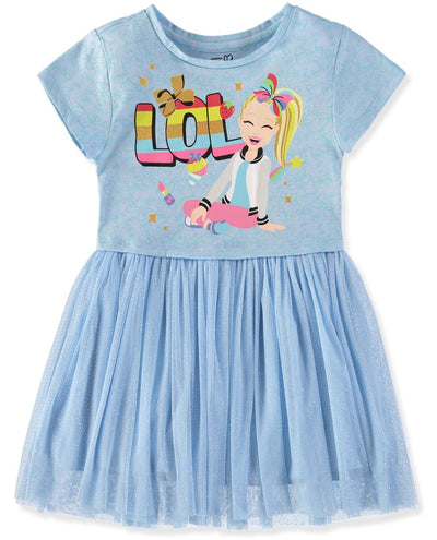 Nickelodeon Girls 4-16 Jojo Siwa Tutu Dress