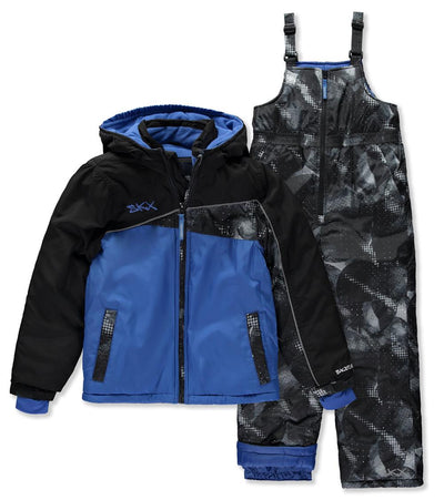 Skechers Boys Pieced Snowsuit