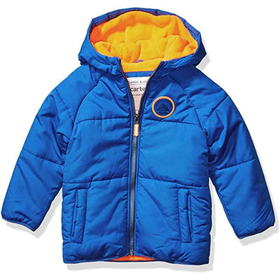 Carters Boys Bubble Puffer Jacket