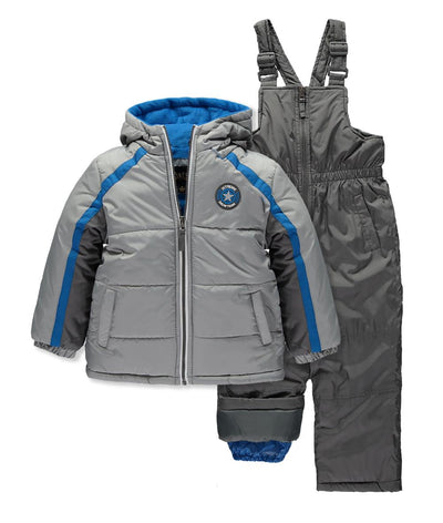 iXtreme Boys Colorblock Raglan Snowsuit