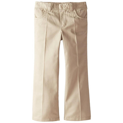 French Toast Girls 4-6X Pull-On Pant - S&D Kids