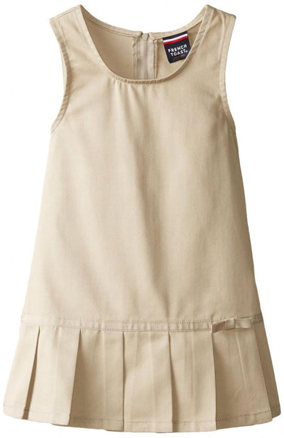 French Toast Girls 4-6X Pleated Hem Jumper
