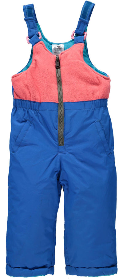 Carters Girls Ski Bib