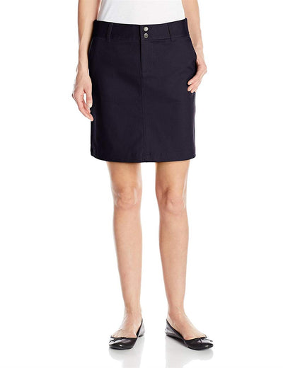 Lee Uniforms Juniors Classic Knee Length Skirt