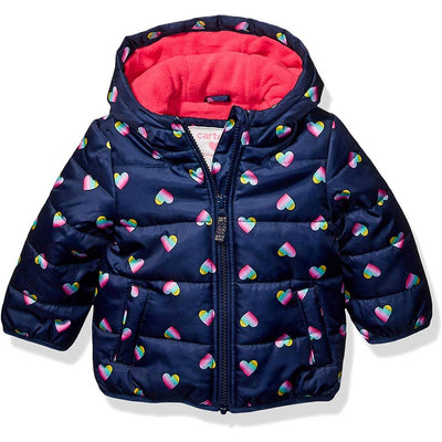 Carters Girls Puffer Jacket