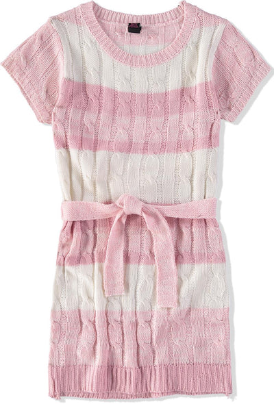Star Ride Girls 2T-4T Stripe Sweater Dress