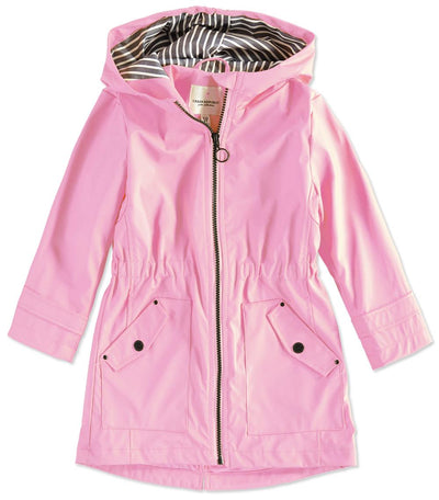 Urban Republic Girls 2T-4T Anorak Raincoat