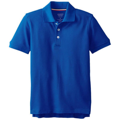French Toast Boys 4-20 Short-Sleeve Pique Polo