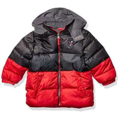 iXtreme Boys Two Tone Puffer Jacket