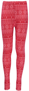 Derek Heart Girls 7-16 Christmas Holiday Legging
