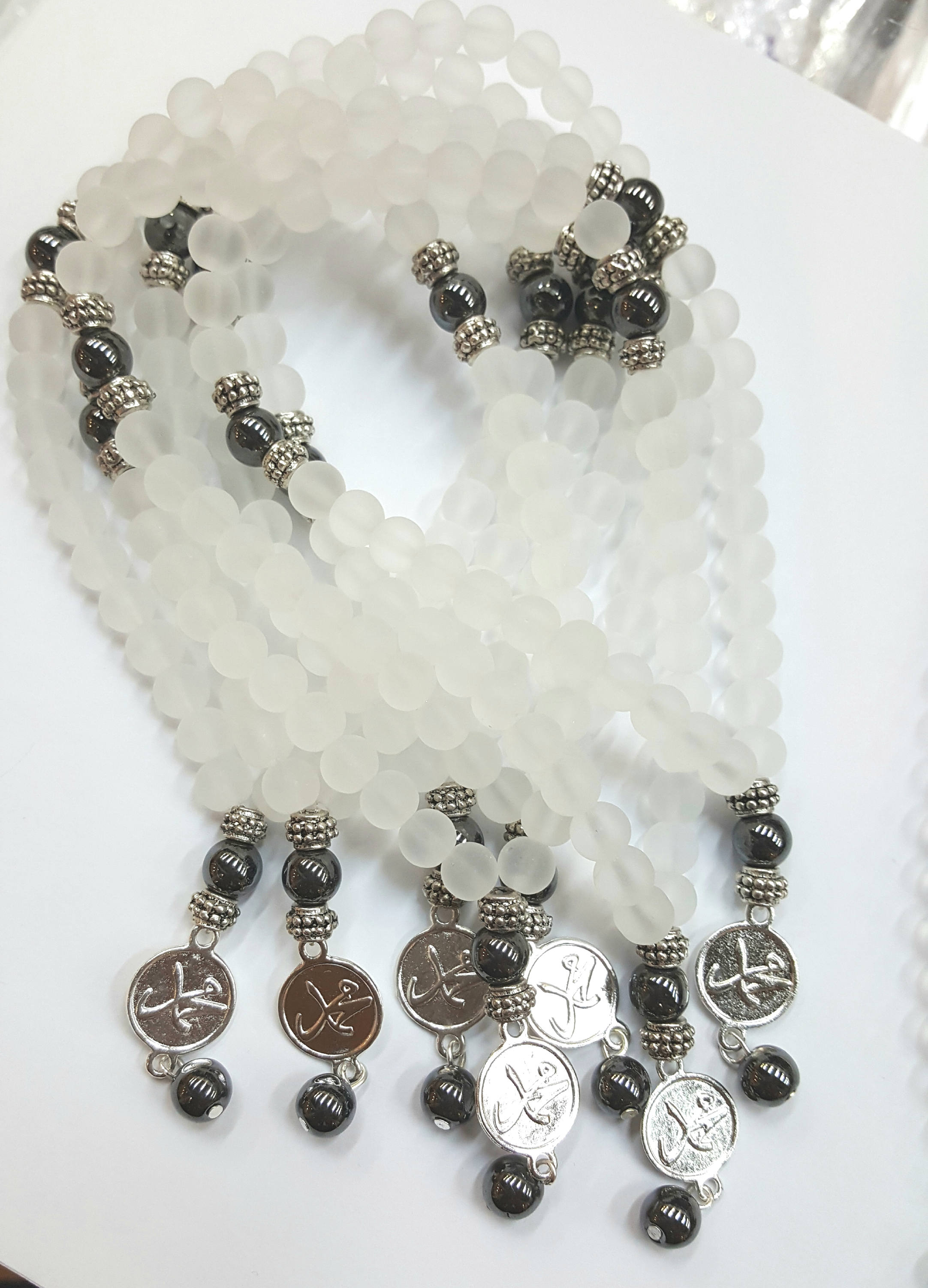 33 Connectors and Charms