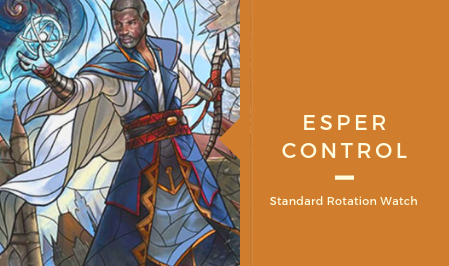 Standard Rotation Watch: Esper Control