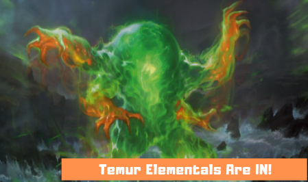 Breakout Deck Tech – Temur Elementals Are In!