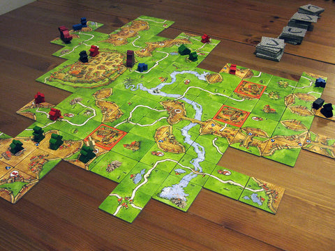 Affinity Games CARCASSONNE