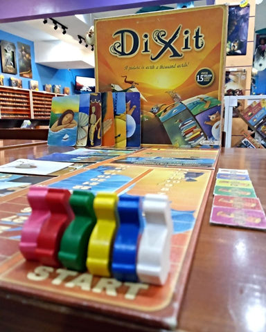 Affinity Games Dixit