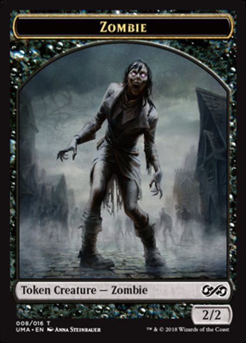 Zombie [Ultimate Masters Tokens]