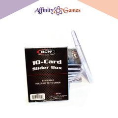 10 Card Count | Slider Box | 1 pc